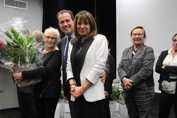 Coup de coeur du jury en présence de Dominique Astier et Anne Laouilleau, adjoints
