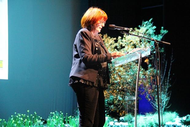 Régine Marchand, présidente du CTR et du jury régional