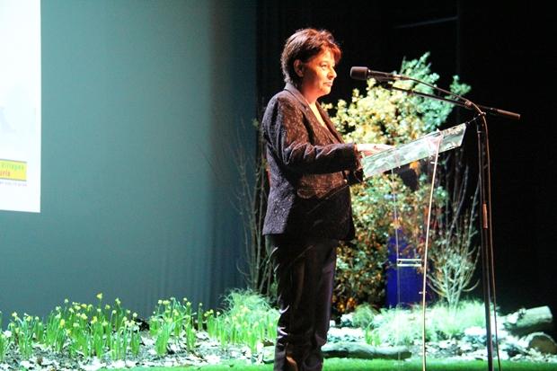 Martine Lesage, directrice du Conseil national des VVF