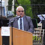 Discours du Maire de Cenon, Jean-François Egron