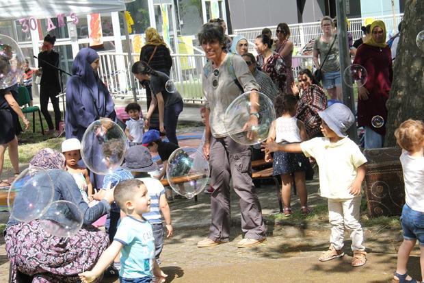 30 ème anniversaire du Multi-accueil Françoise Dolto, 1ère partie: la fête des enfants et des familles en juin