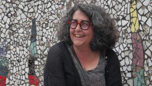 Eva Sanz, photographe, médiatrice culturelle et directrice artistique de La Fronde