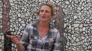 Nathalie Schwab et son asso Germaine veille enseigne la permaculture en ville