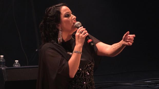 Fado : Ana Marques interprète Amalia Rodrigues