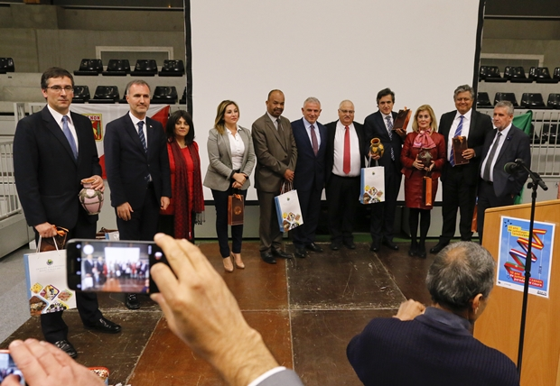 Les élu.e.s des villes d' Espagne, Turquie, Maroc, Portugal....