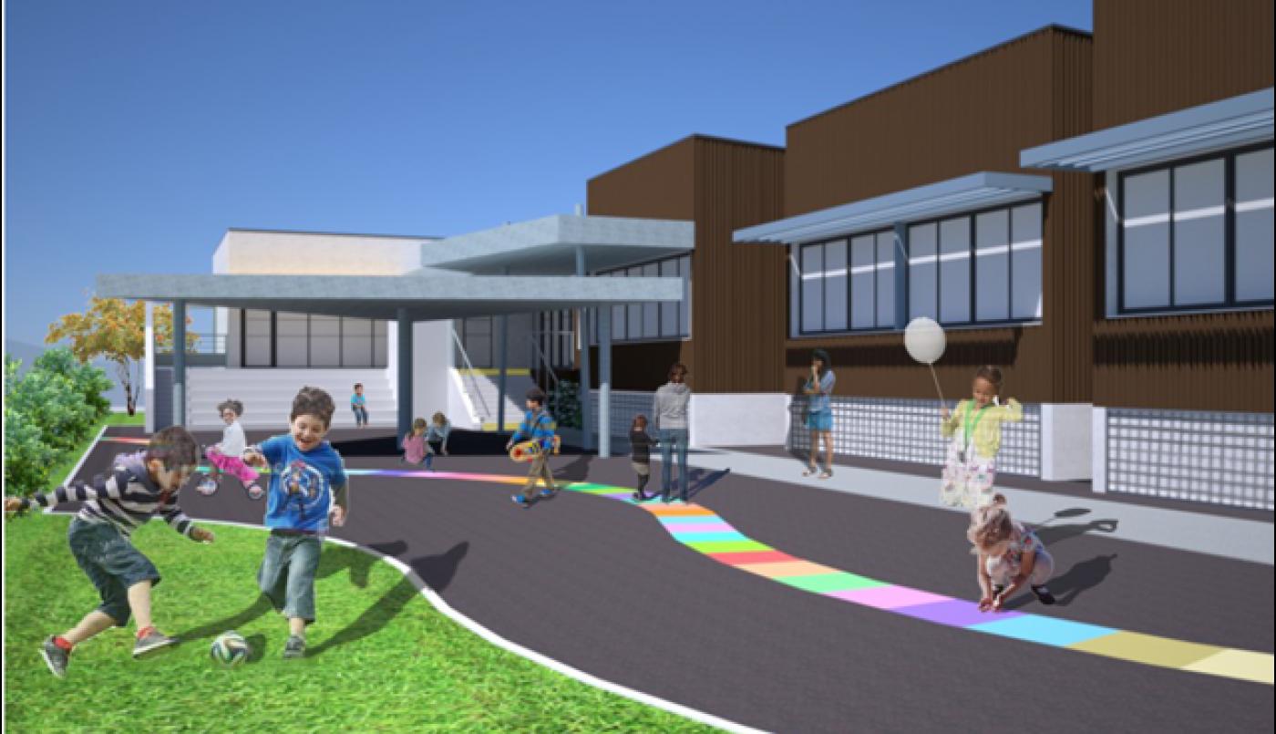 Une nouvelle école maternelle Gambetta pour les petit·e·s du bas Cenon