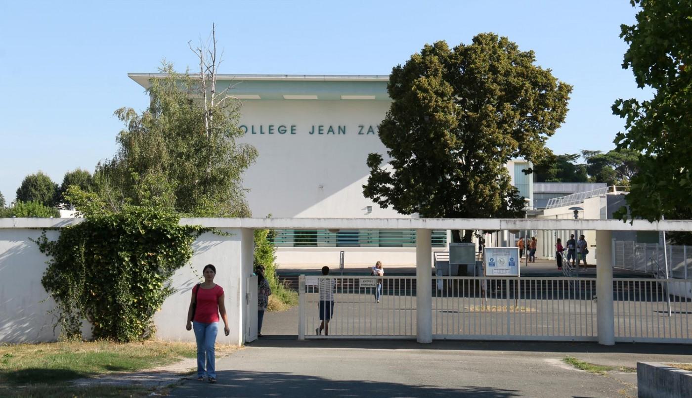 Les collèges etlycée de la ville