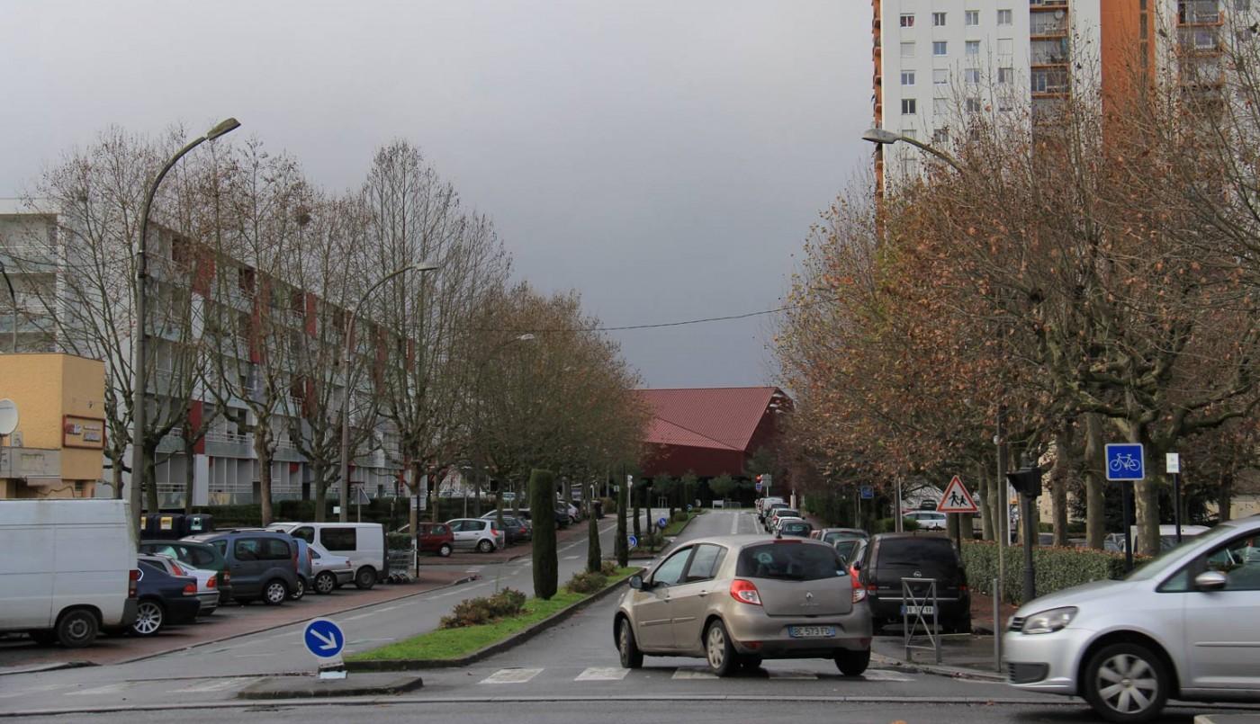 Grand projet urbain Pelletan Morlette: un nouveau centre-ville à Cenon