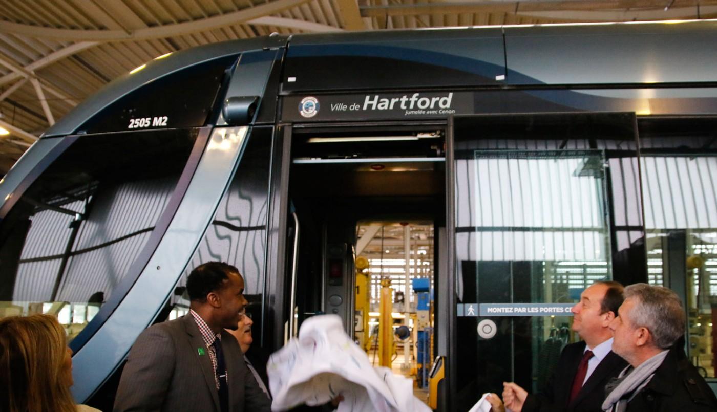 Jumelage avec Hartford