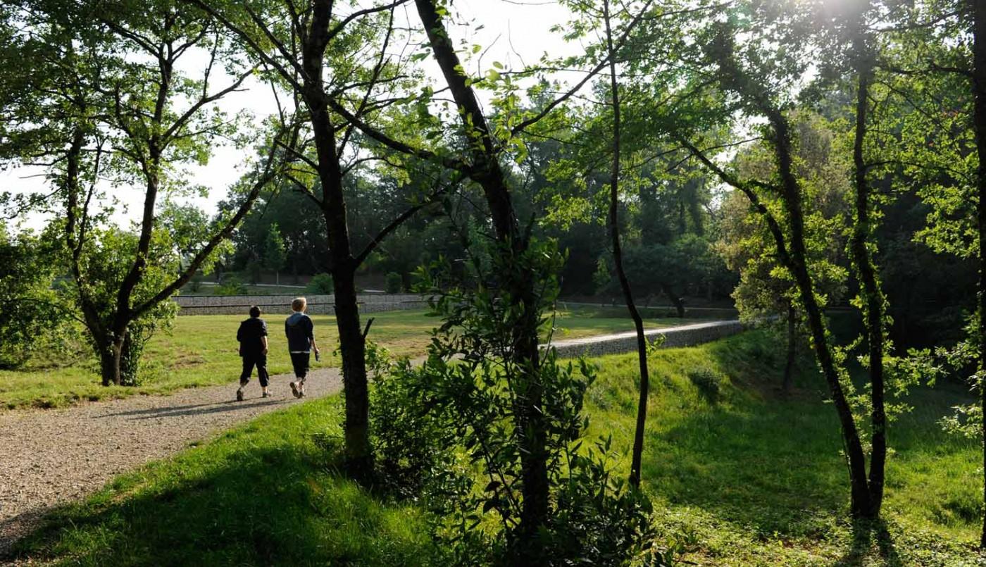 Les parcs et espaces verts de Cenon