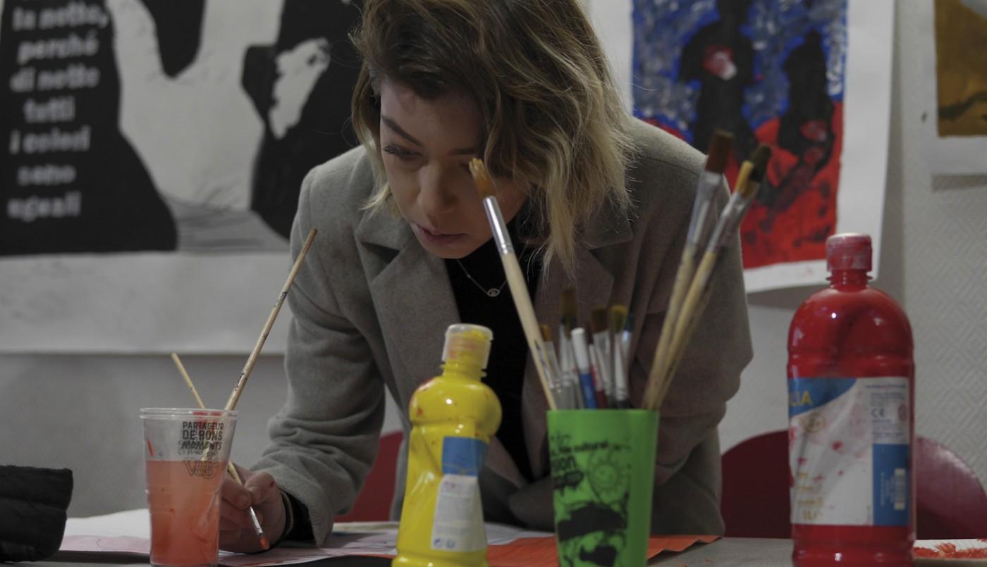 L'INSUP formation transmet « L'Art d'Agir » à des jeunes de la Rive droite