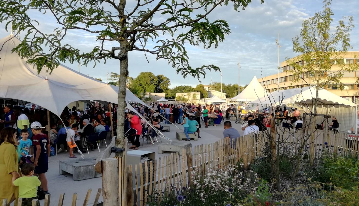 22 juin: Fêtons Palmer sur la place du marché rénovée