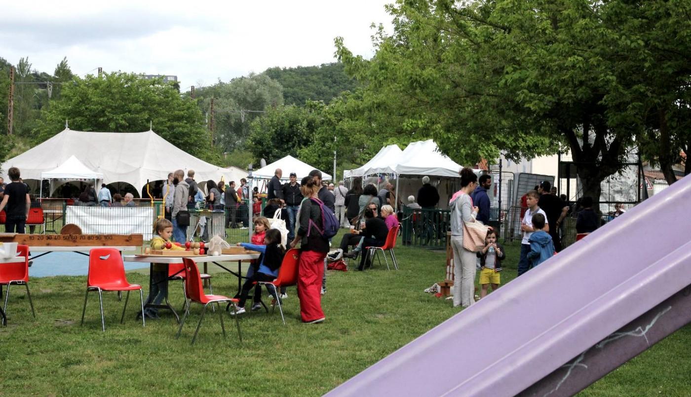 Testaud : la fête de quartier entre solidarité et joie de vivre