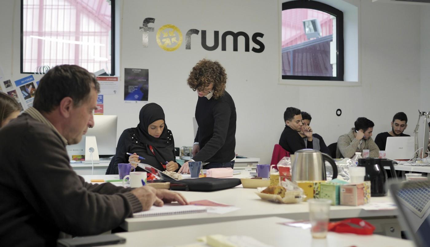 Forum du Rocher de Palmer : Carton plein pour les 1ères rencontres de l'Entrepreneuriat Culturel et créatif (RECC #1)