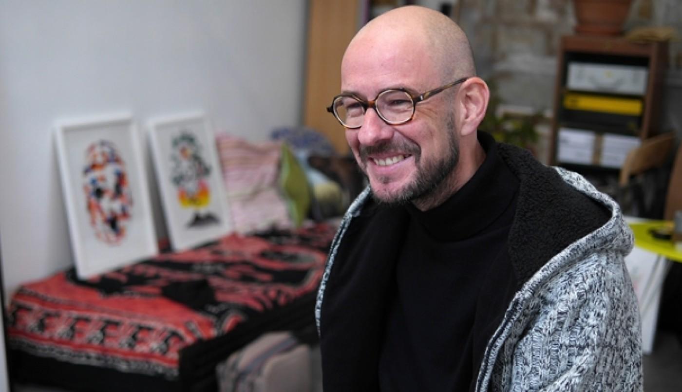 2 expositions de Julien Sirven à Cenon, un peintre fou de dessin