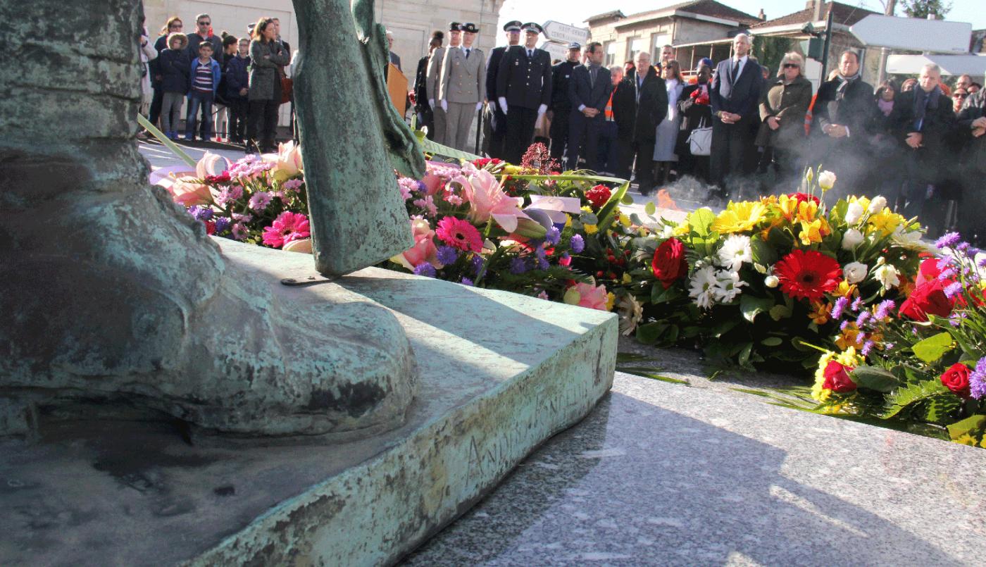 2018 clôture les commémorations cenonnaises du centenaire de la grande guerre