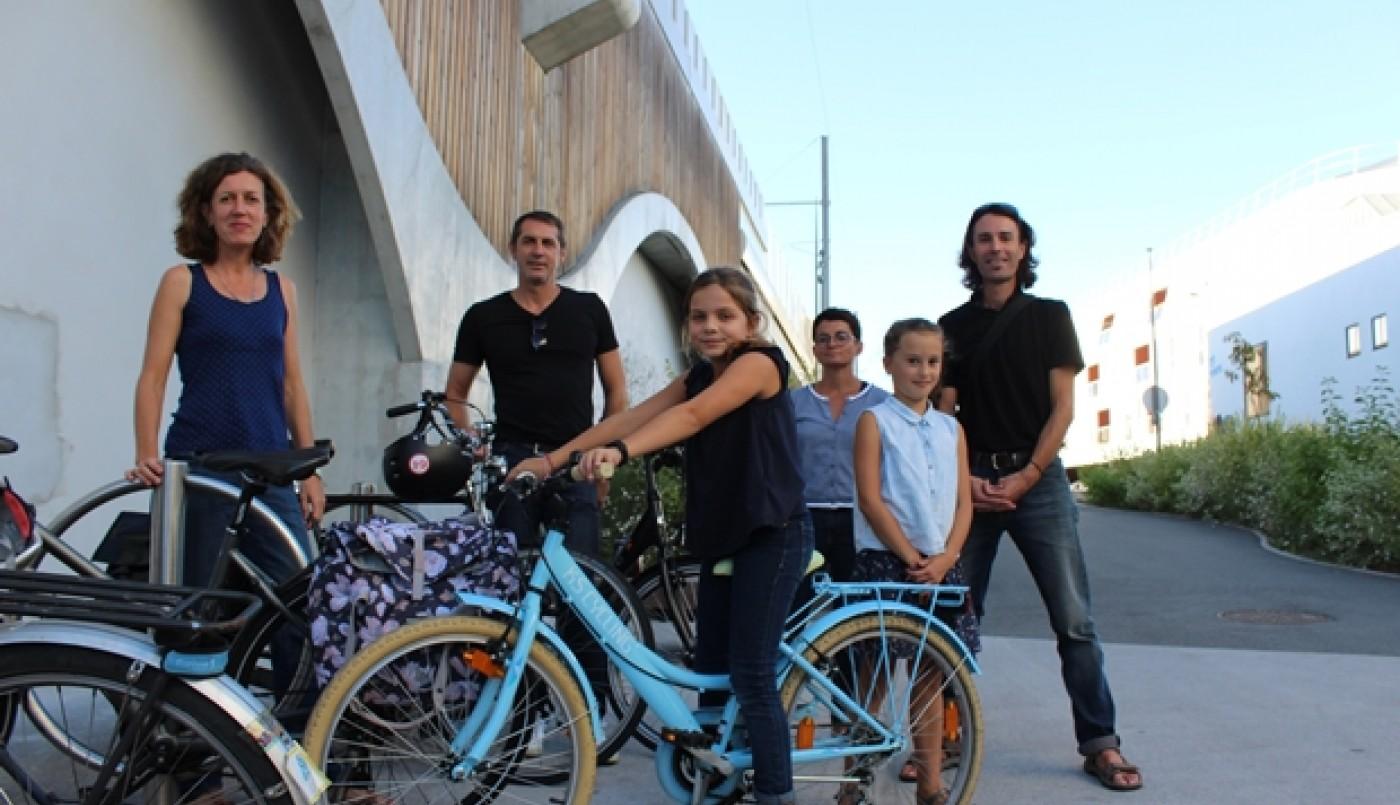 Vélo-Cité Cenon : inciter et sécuriser les déplacements urbains à vélo