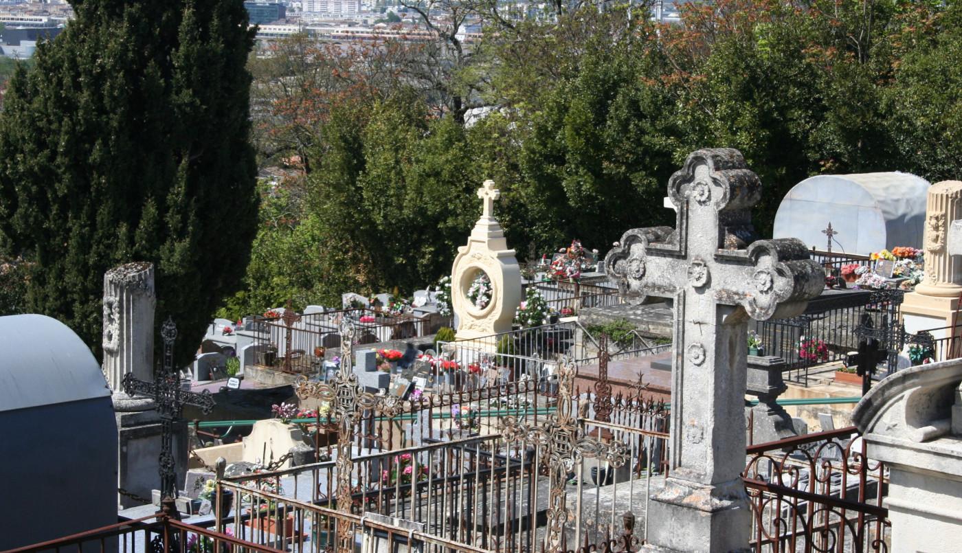 Cimetière Saint Romain :  poursuite de la procédure de reprise de concessions
