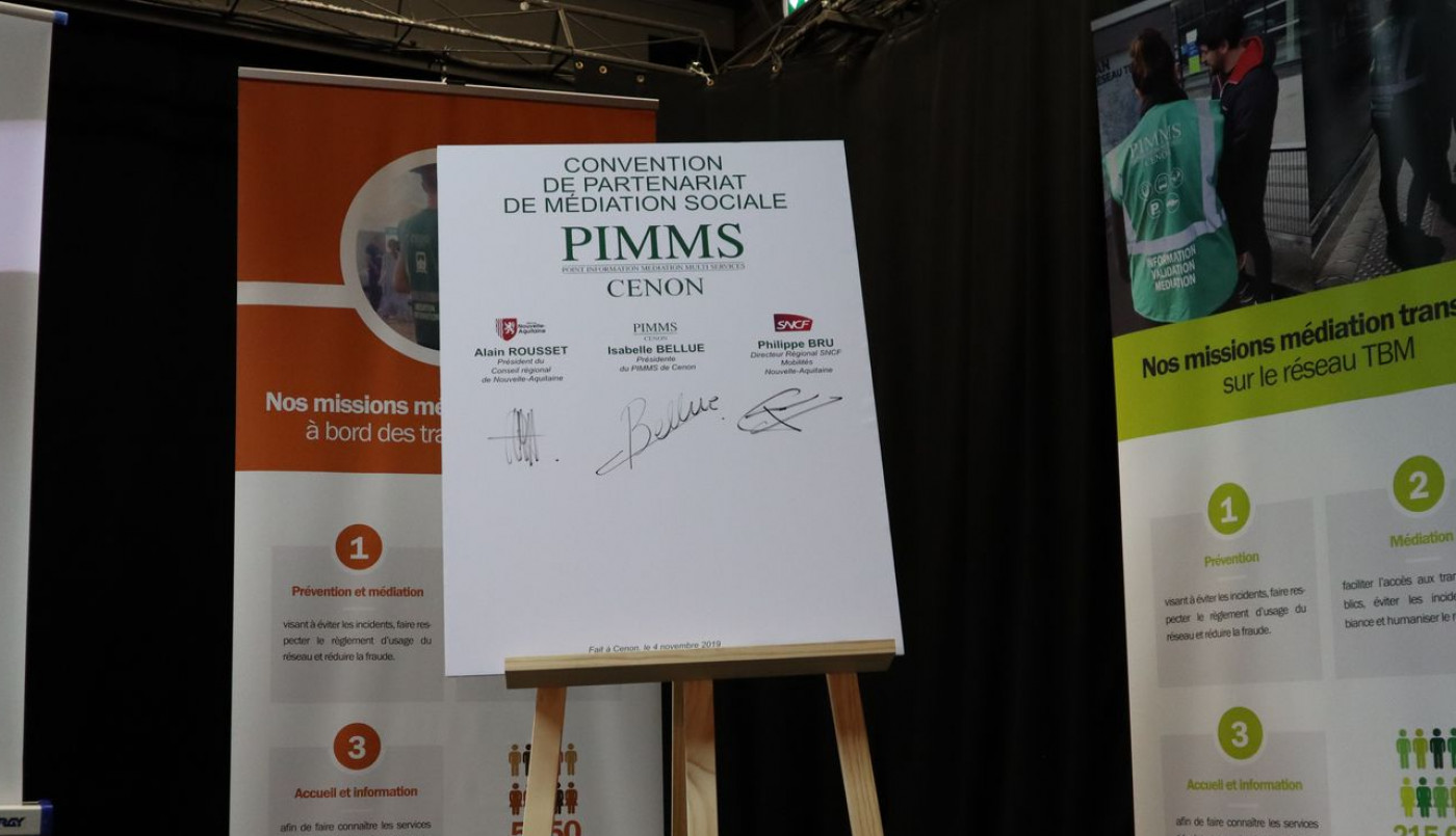 Le PIMMS fête son 9ème anniversaire
