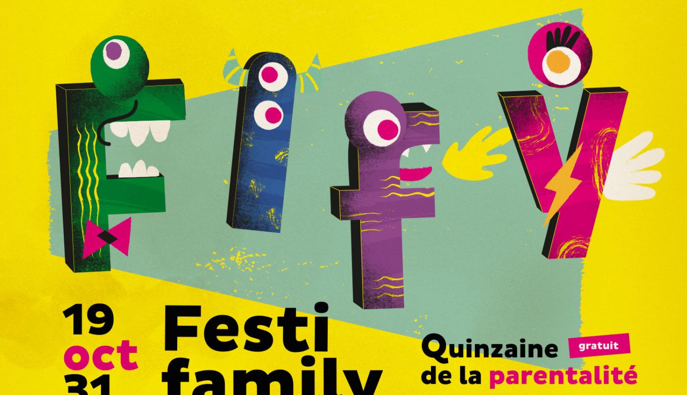 Novembre : Festi Family