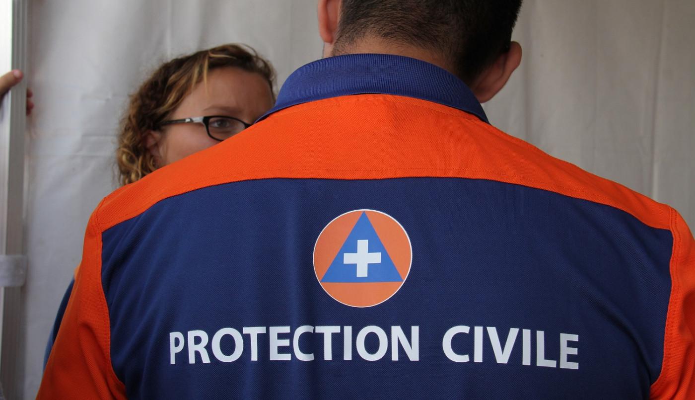 Protection civile de Cenon : engagée pour le bien de tou·te·s !
