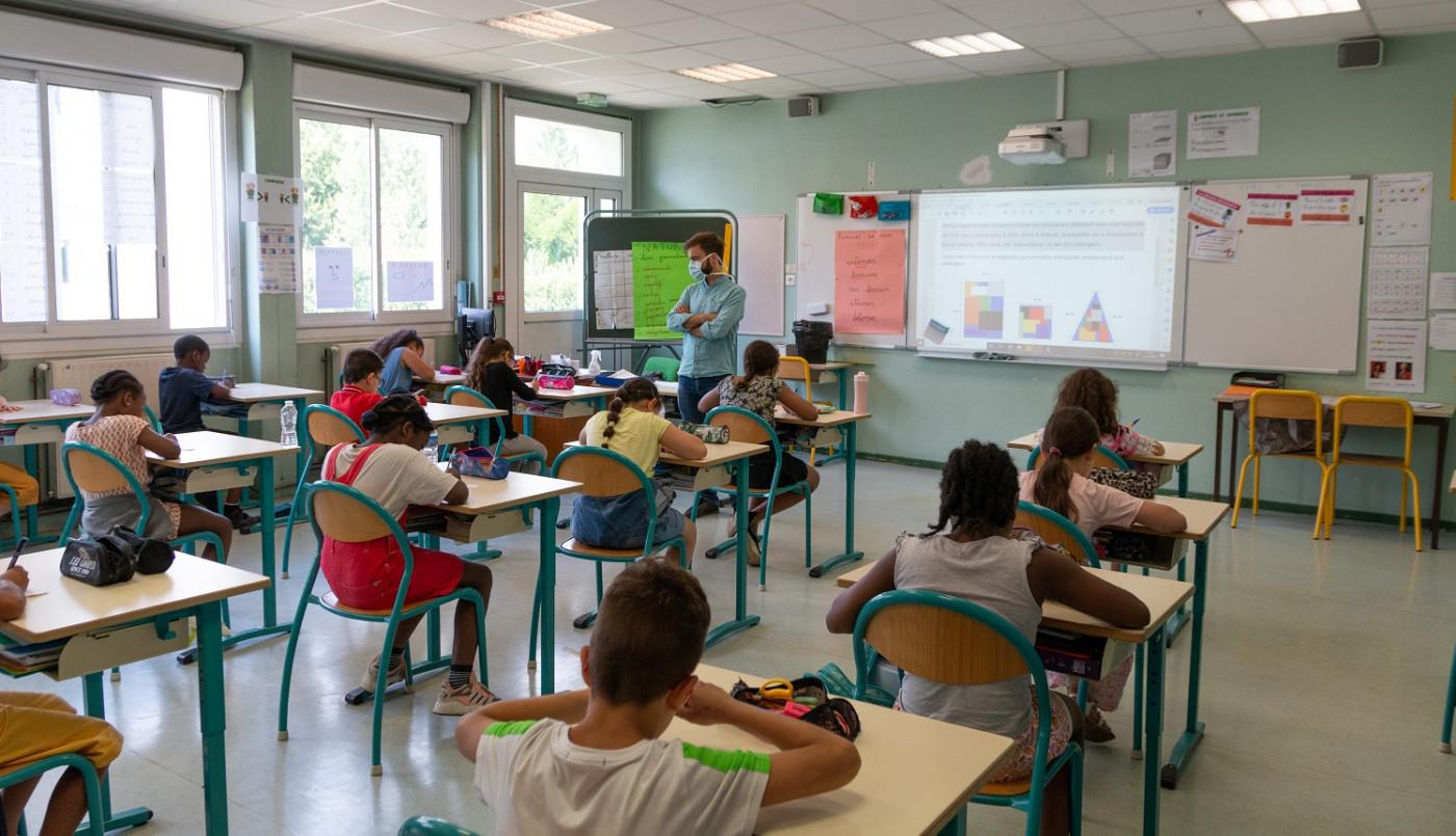 Ecoles : organisation à partir du 22 juin