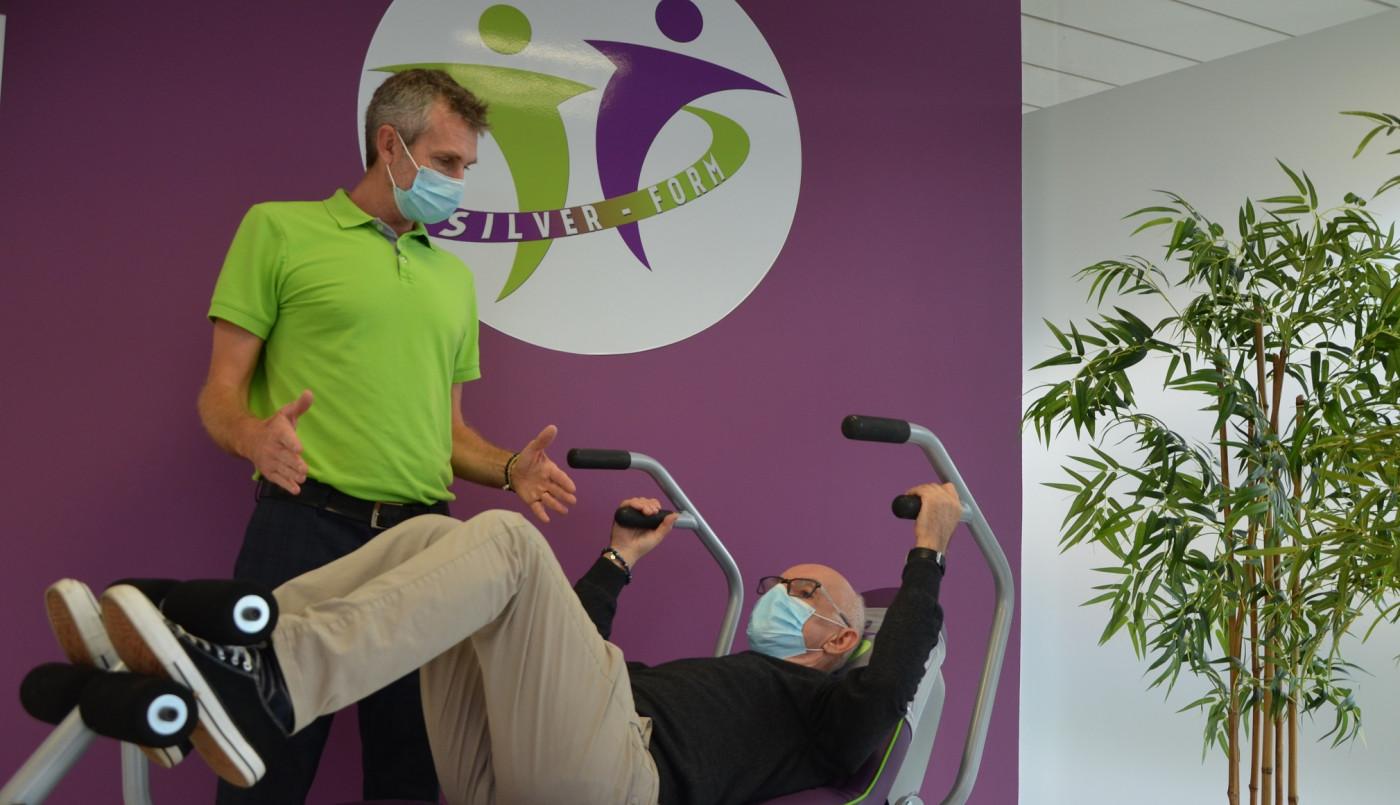 Silver Form : Innovation dans le sport santé !