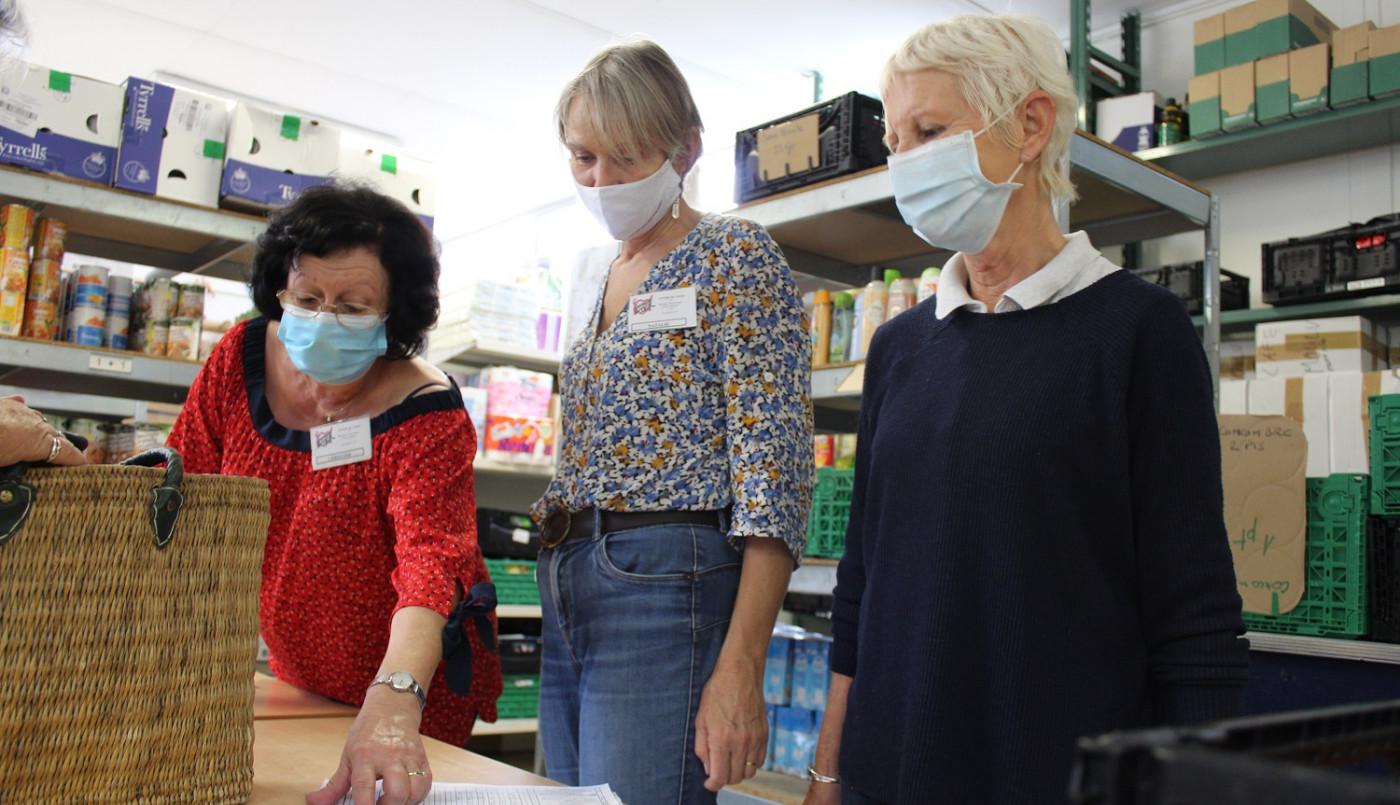Aide alimentaire : Les Restos du cœur et le Secours populaire répondent à l'urgence !