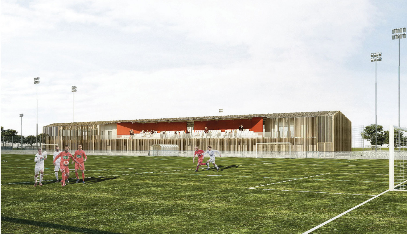 Le Centre footballistique du Loret