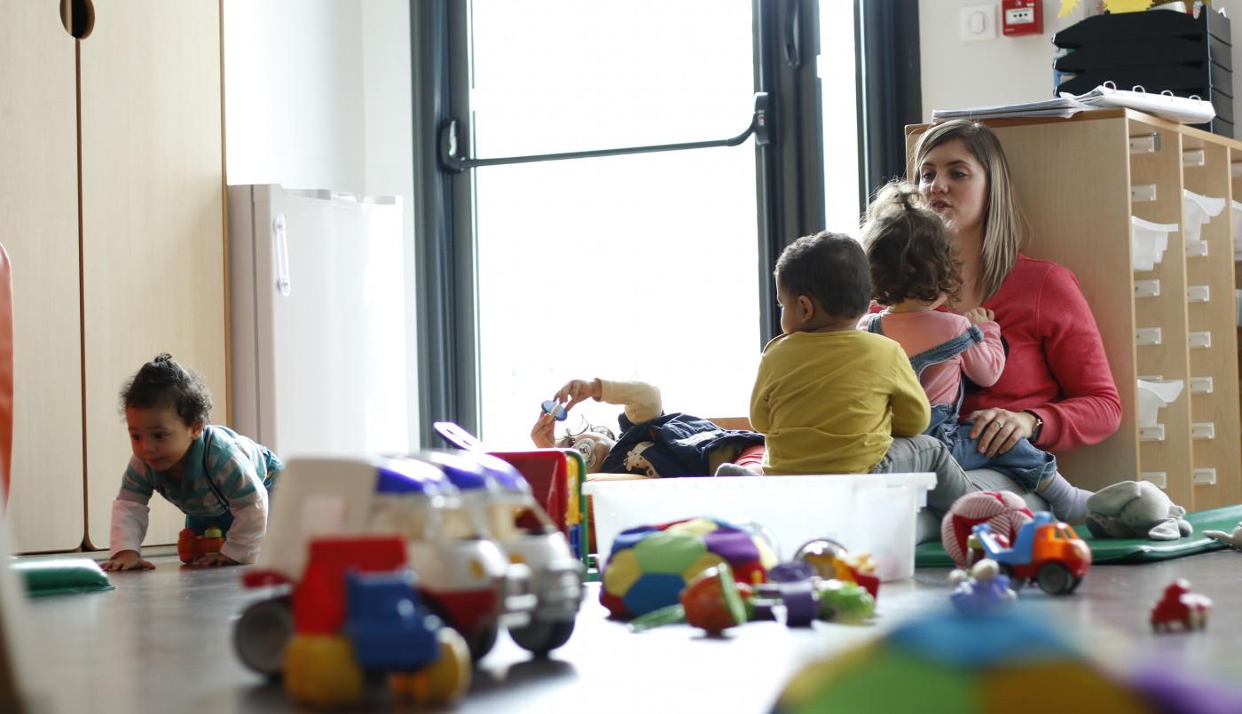 Petite enfance : l'offre d'accueil collectif