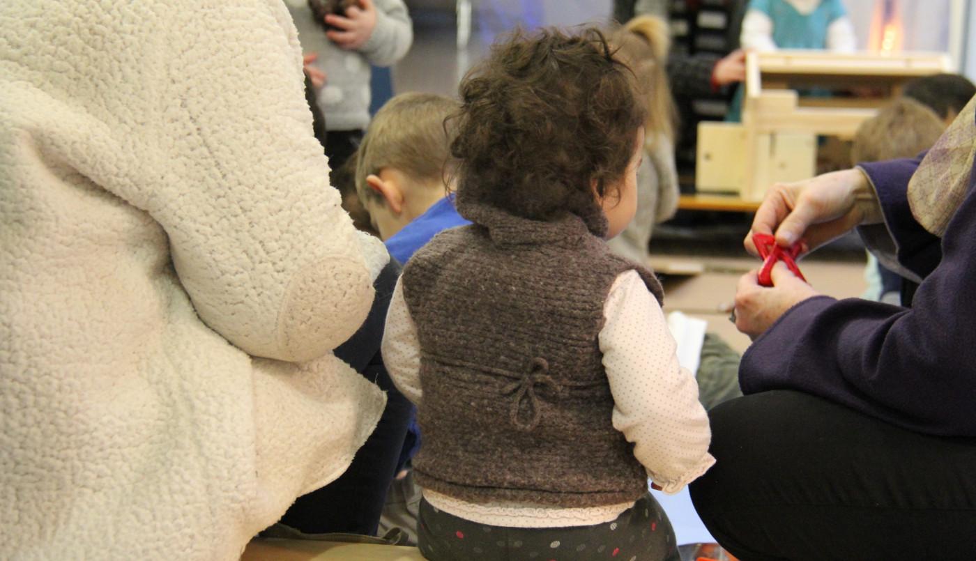 Petite enfance : l'offre d'accueil individuel