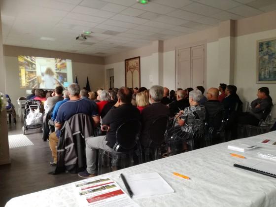 Les conseils de quartier: des réunions publiques entre les habitants et la mairie
